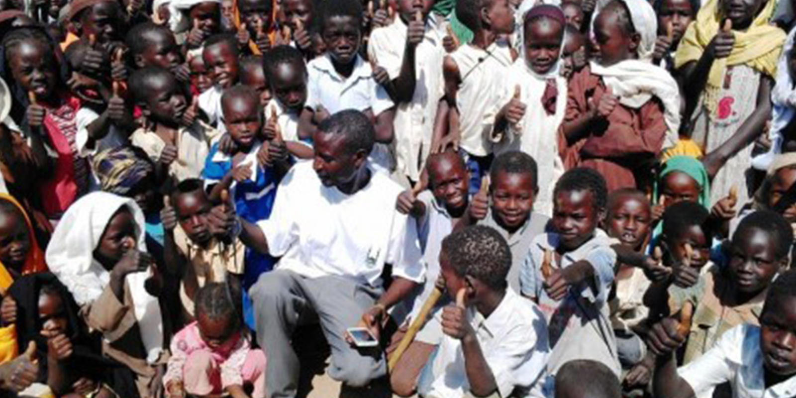 Hungry for education – Sudan